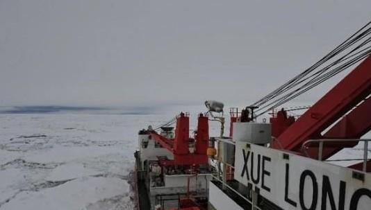 中国雪龙号营救俄船受阻引网友质疑 专家解释