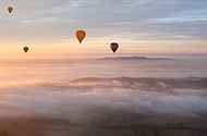 全球十大热气球旅行地:在高空看蒲甘美景