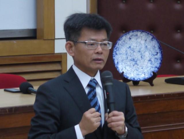 参选高雄 杨秋兴:和陈菊对打是很辛苦的一战