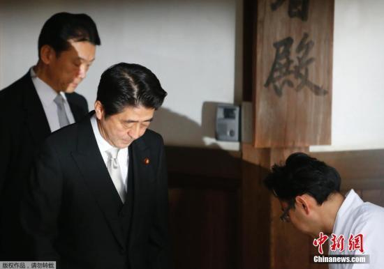 日评论家:安倍在中国舆论攻势沉默 外交输了