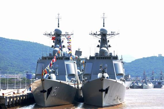 美媒:中国不求苏联式全球驻军 眼睛只盯近海