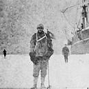 南极冰封100年胶片被修复