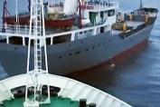 央视曝光中国海监船撞击越南船