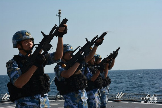 专家为南海争端破局支五招:各国联合反海盗