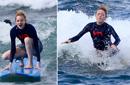 艾玛·斯通夏威夷冲浪