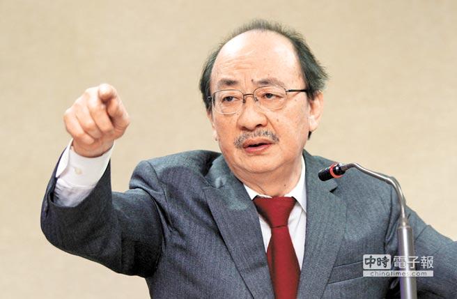 """民进党提冻""""台独党纲""""愿推民共和解第一步"""