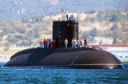 越南购俄基洛级潜艇首艇到货