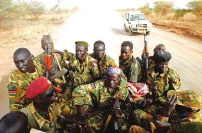 中国将努力扮演调停人 帮助南苏丹结束内战
