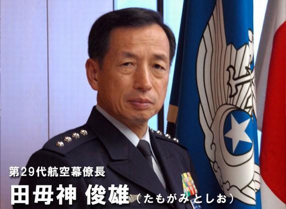 日前上将参选东京 敌视中国曾为美军强奸洗地
