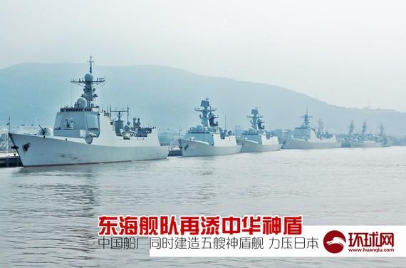 中日舆论甲午战争已打响 中国这一次决不能输