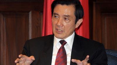 """台""""外交部长"""":台方与大陆在APEC地位相等"""