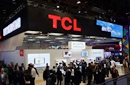 TCL的Cloud home展台
