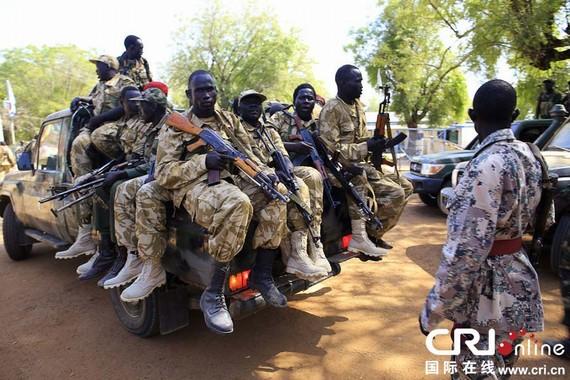 中国若不管南苏丹内战 投资油田一分都得不到
