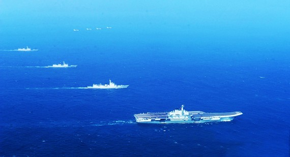 日媒:世界围绕中美运转 强大中国欲改变秩序