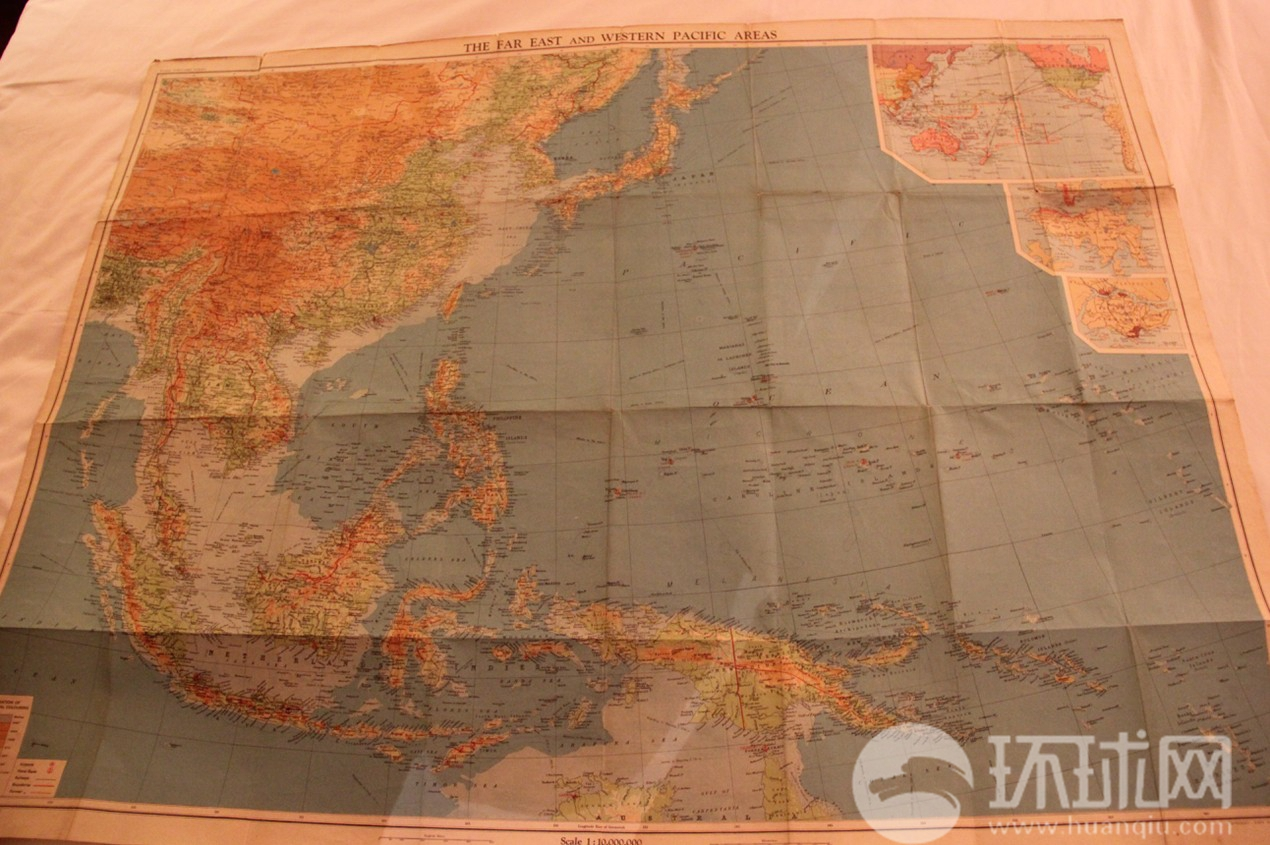 中国 地图 钓鱼岛 赵衍龙/英德近代地图显示黄岩岛钓鱼岛属于中国铁证(8/15)