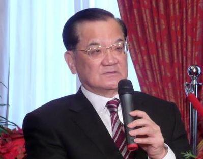 连战:不鼓励但不敢反对连胜文参选台北市长