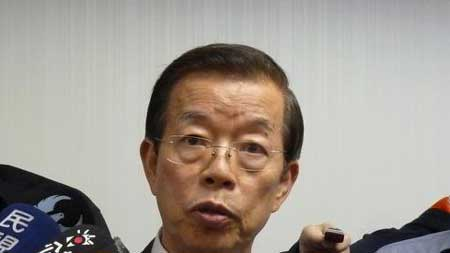 谢长廷:20年证明民进党无法单独赢得台北市长