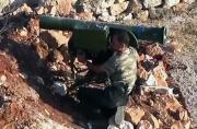 叙反对派用中国红箭-8打坦克?