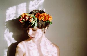 人像摄影:花房少女