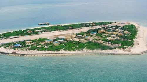 """台当局称拥有""""南海主权"""" 不承认大陆南海条例"""