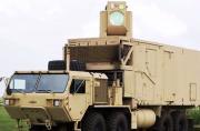 美军用车载激光武器击毁无人机
