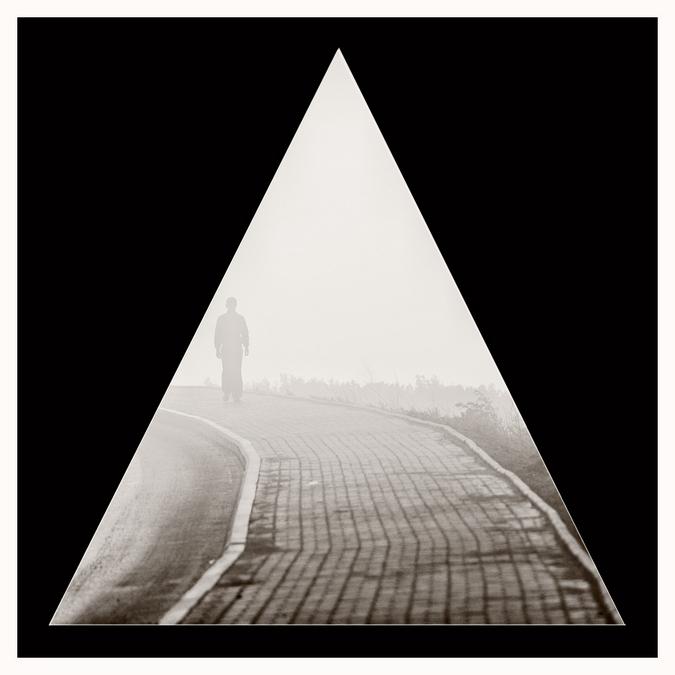 观念摄影:三角眼