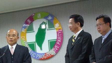 苏贞昌:民进党要对陆配、陆生、陆客更友善