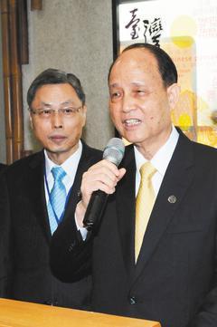 台湾海基会副董事长高孔廉辞职 原因众说纷纭