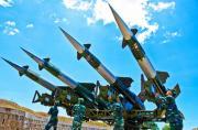 越军在侵占我南沙岛屿上装导弹