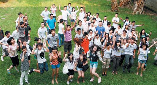 """在台大陆学生:望台湾当局""""把我们当人看"""""""