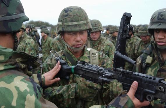 日本全球推动武器出口 欧洲市场或成突破口