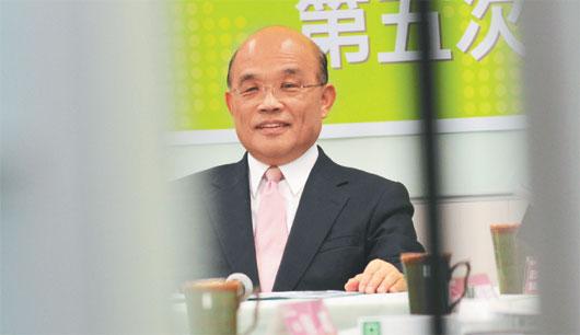 苏:大陆在国际上打压台湾是不自信 好可惜