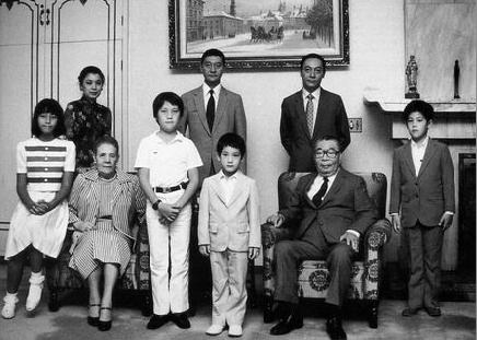 蒋经国家族罕见照曝光