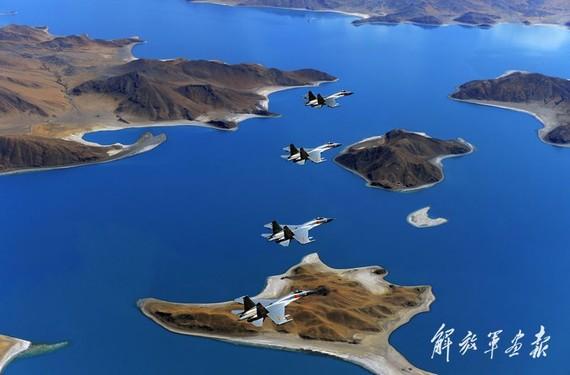 英媒:美已无力保护全球 但中国没扩张野心