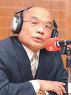 苏贞昌:外界总认为民进党宣布统一才是新意