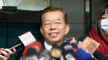 谢长廷:民进党什么事都反对 但都阻止不了