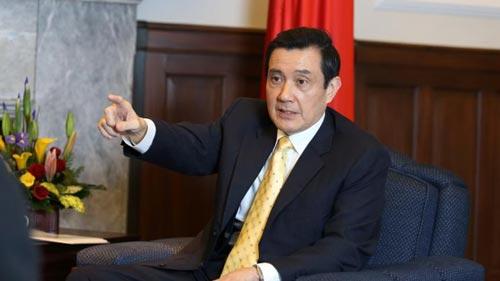 台湾最新民调:马英九信任度创新低 只剩17%