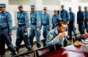 纪实摄影:阿富汗国家警校