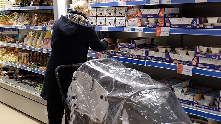 """英公司运营""""社会超市"""" 造福食物短缺群体"""