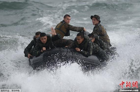 美议员:对中国军事威慑零容忍 助菲保卫南海