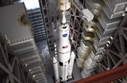 NASA曝光探索火星世界最大火箭