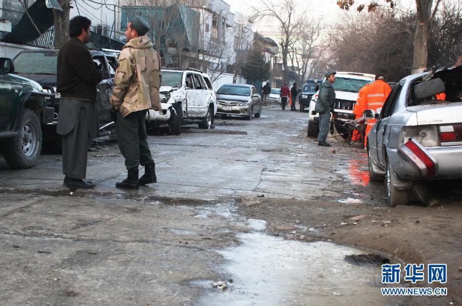 喀布尔/塔利班袭击喀布尔一餐厅多名外交人员遇难(4/4)