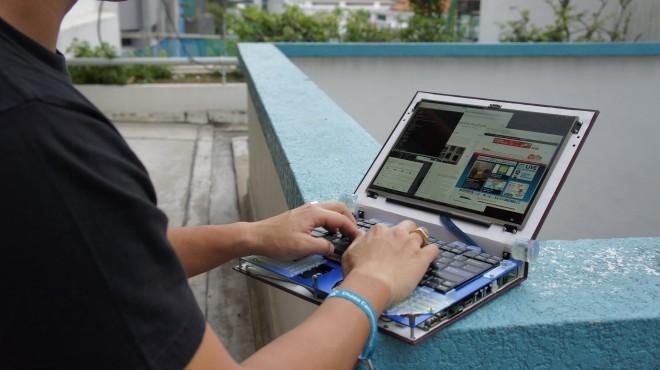 全球著名科技网站出名黑客打算环球首款硬件开源札记本即将问世
