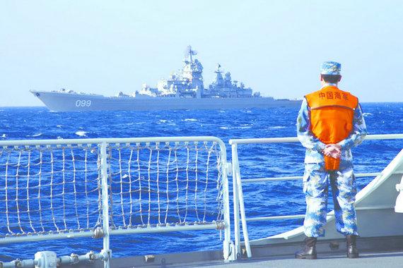 俄媒:中俄海军或在地中海举行联合战术演习