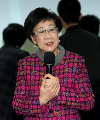 """吕秀莲称""""民进党应戒慎恐惧面对唯一敌国中国"""""""