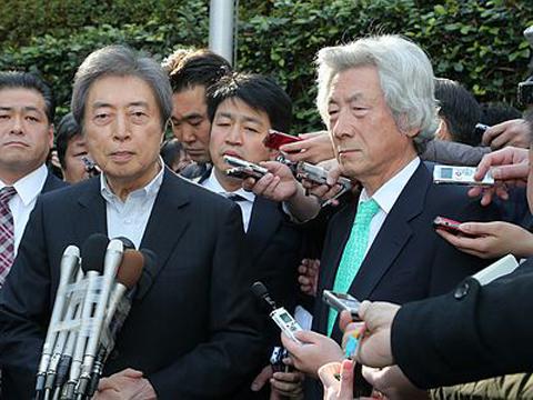 蒋述日本:东京面临国防城市和非核电城市的选择