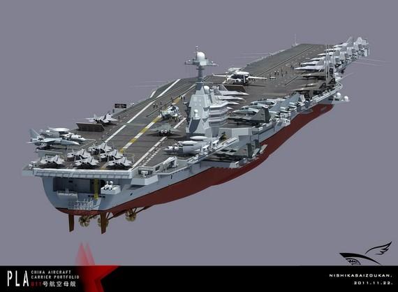 中国是否有能力自建航母? 揭开国产航母面纱