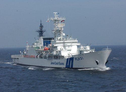 日媒关注中国造万吨海监船 远超日海保最大船