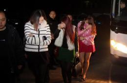 柳州 广西/广西柳州警方连出重拳扫黄毒