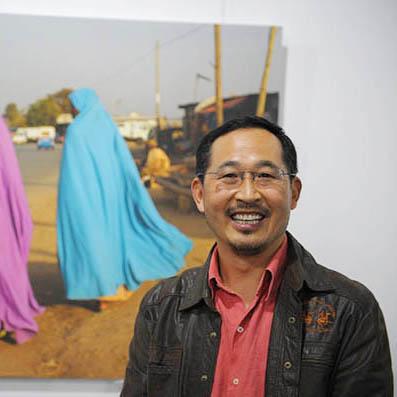 王武荣获2013丽水摄影节大奖